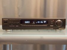 Top-of-the-line HiFi-Tuner TECHNICS ST-GT 650 RDS! Guter/sehr guter Zustand!