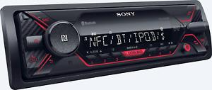 AUTHENTIC Sony DSX-A410BT  Bluetooth USB AUX Digital CAR Media Receiver