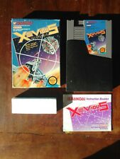 Xevious NES Complet US