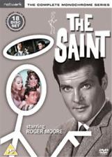 Roger Moore-Saint: The Monochrome Episodes DVD NEW