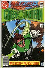 Green Lantern #123 - 3rd Guy Gardner as Green Lantern