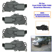 4pcs Door Lock Actuators kit Fit for Ford F150 F250 F350 Excursion Mercury