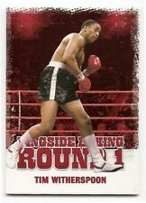 2010 RINGSIDE BOXING ROUND 1 BASE Tim Witherspoon #48