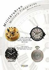 German & British Military Timepieces (Vol I & II) Konrad Knirim Watch Books NEW