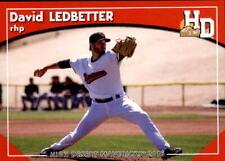 2016 High Desert Mavericks Grandstand 10 David Ledbetter Fishers Indiana IN Card