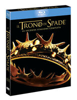 IL TRONO DI SPADE - STAGIONE 2 (5 BLU-RAY) COF. SECONDA SERIE Games of Thrones
