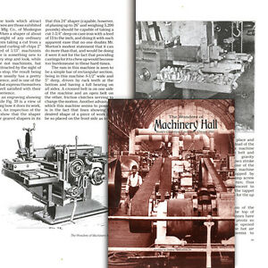 Wonders of Machinery Hall: World's Exposition Chicago 1893 (Lindsay book)