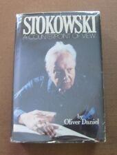STOKOWSKI biography by Oliver Daniel - 1982 HCDJ - 1st/1st  - music