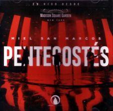 CD Pentecostes Miel San Marcos Musica Cristiana Alabanza y Adoracion