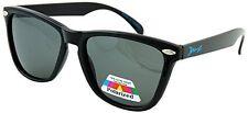 Junior Banz Aviator midnight black  Wayfarer Kidz Sunglasses with Case, Age 4-10