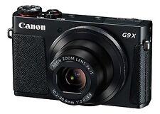 Canon PowerShot G9X/ G9 X  schwarz *NEU*SOFORT**OVP**Händler**SOFORT**