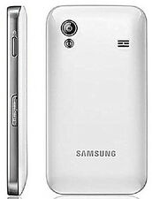 "Original Samsung Galaxy Ace GT-S5830i White (Unlocked) Smartphone 3.5"" 5MP GSM"