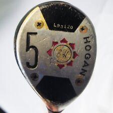 Vintage Ben Hogan Golf Club 5 Speed Slot Wood Black Grip