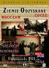 Propaganda PRL-u: Ziemie odzyskane (DVD) Polska Kronika Filmowa POLISH POLSKI