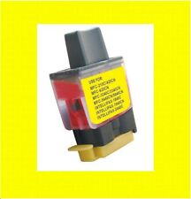 COMP. CARTUCCIA Per Brother dcp-110c 115c 117c 120c 310cn 315cn * lc-900 Y Yellow