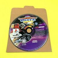 NFL Blitz 2000 (Sony PlayStation 1, 1999) PS1 Football Sports DISC ONLY Tested