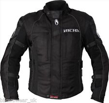 Richa Magnum Textile Motorcycle Motorbike Jacket clearence Size XL