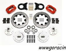Wilwood Dynalite Front Big Brake Kit fits 1937-1947 Ford Pickup,Sedan Delivery
