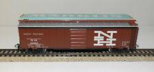 MARKLIN H0 : 4573 vagone merci americano NEW HAVEN nuovo in orig. box raro 1969+