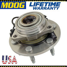 MOOG Front Wheel Bearing and Hub Assembly-Hub Assembly for Silverado 1500 Sierra