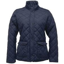 Regatta Ladies Tarah Quilted Coat Tra442 Navy 12