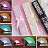 Fashion Chinese Style Hand Held Fan Bamboo Silk Folding Fan Party Wedding Decor