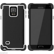 Ballistic Tough Jacket Case Cover for New Samsung Galaxy Note 4 ( TJ1491-A08C )