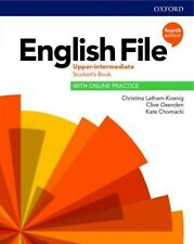 More details for english file: upper intermediate: student's book with online 9780194039697