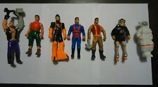 Lot  de 7 action man mcdonald's