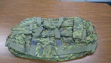 Green Digital Camo Military Field Gear Duffle Bag Backpack