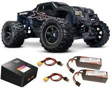 TRAXXAS X-MAXX 8s 4x4 BL e-MONSTER-TRUCK VXL tqi2.4ghz RTR 1:5 - Set Risparmio 2 -