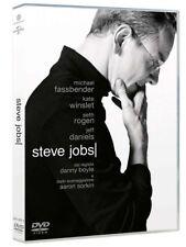 STEVE JOBS (DVD) con Michael Fassbender, Kate Winslet, Seth Rogen