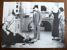 LAUREL ET HARDY PHOTO EXPLOITATION LOBBY CARD COME CLEAN