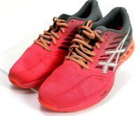 Asics Women's FuzeX $119 Women's Running Shoes Size 8.5 Diva Pink Gray