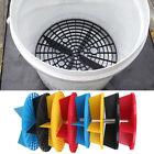 "Car Wash Grit Guard Insert Washboard Water Bucket Car Tool Wash 9.25""/10""J uW."
