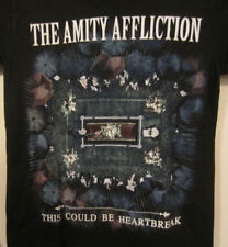 THE AMITY AFFLICTION  T Shirt   SMALL