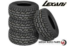 4 X New Lexani Slayer AT Plus 305/50R20 120S XL All Terrain Tires
