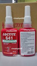 Loctite 641 Retaining Compound - medium strength. 50ml - Free Shipping