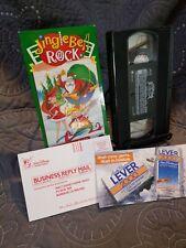 Jingle Bell Rock, VHS, Rare Christmas