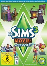 Die Sims 3: Movie-Accessoires (PC Nur Origin Key Download Code) Keine DVD, No CD