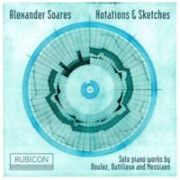 Alexander Soares - Notations & Sketches Neuf CD