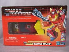 "Transformers Commemorative Series I ""RODIMUS MAJOR"" aka Hot Rod Reissue TRU"