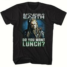 "Battlefield Earth ""John Travolta""  Mens Unisex T-Shirt -Available in Sm to 3x"