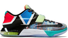 Nike KD VII 7 SE What The Kevin Durant Multicolor Size 12 - 801778 944