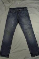 Levi 511 Super Slim Skinny Fit Faded Color Denim Jeans Tag 29x30 Measure 29x30