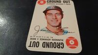 1968 Topps Baseball Game Insert #33 Jim Fregosi - California Angels - NR-MT
