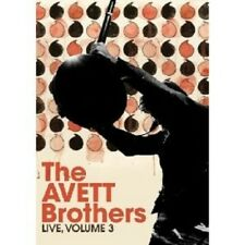 "THE AVETT BROTHERS ""LIVE VOLUME 3"" DVD NEU"