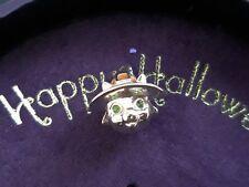 Genuine, CHAMILIA 925 Sterling Silver Halloween CAT MAGIC Bead Charm RRP £45