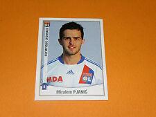 229 MIRALEM PJANIC OLYMPIQUE LYON OL GERLAND PANINI FOOT 2011 FOOTBALL 2010-2011