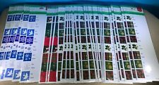 "Lot of 30 Unopened Packages of Peel ""N"" Stick Gift Seals 24 in Each Pkg 3 Design"